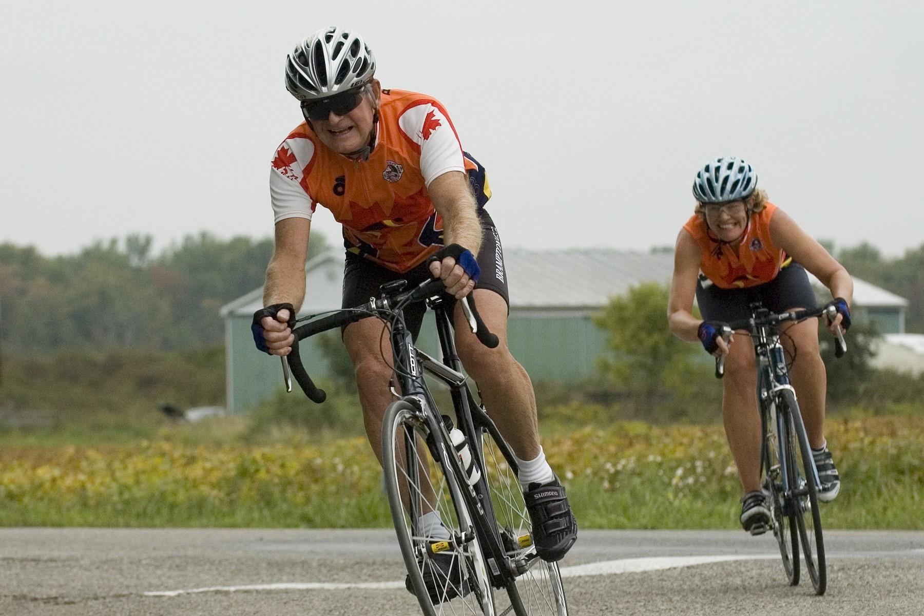Nunca dejar de entrenar Fuente: www.terra-cotta.ca