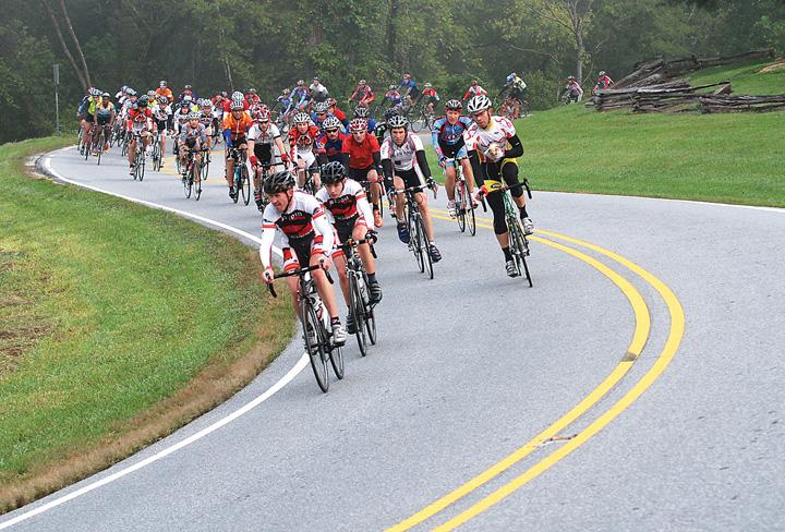 Afrontar una marcha cicloturista Fuente: www.waitsel.com